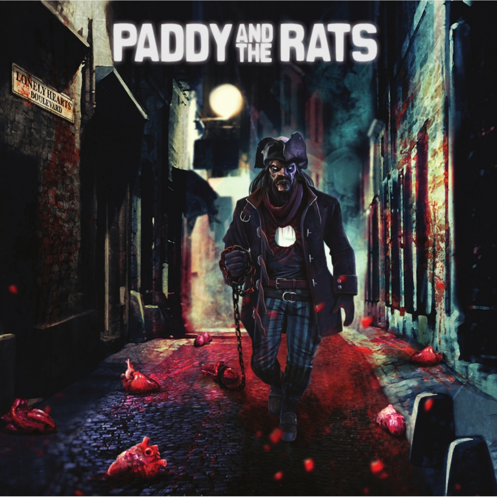 Paddy and the Rats – Lonely Heart's Boulevard
